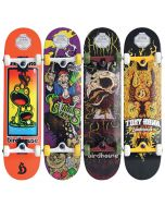 TONY HAWK BIRDHOUSE TITANIUM SERIES COMPLETE SKATEBOARDS