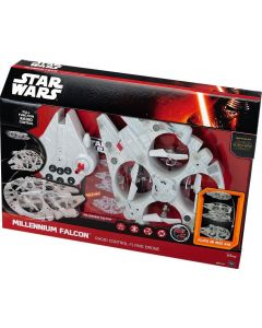 STAR WARS MILLENNIUM FALCON RADIO CONTROL FLYING DRONE