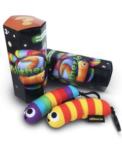SLITHER.IO S1 BLIND BOX PLUSH W/ CLIP