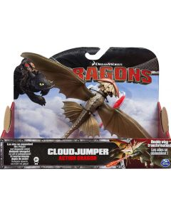 DREAMWORKS DRAGONS CLOUDJUMPER ACTION DRAGON