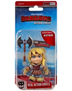 "HTTYD HUMANS W1 ACTION VINYLS 3"" ASTRID"