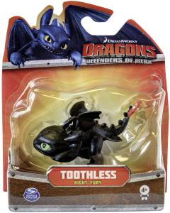 DRAGONS DEFENDERS OF BERK MINI FIGURE TOOTHLESS