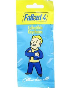 FALLOUT 4 COLLECTIBLE VAULT BOY KEYCHAINS