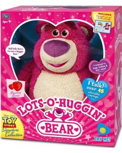TOY STORY SIGNATURE COLLECTION LOTS-O'-HUGGIN' BEAR