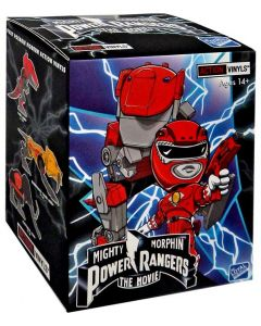 MIGHTY MORPHIN POWER RANGERS WAVE 2 ACTION VINYLS