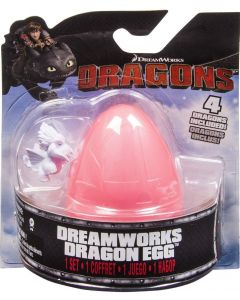 DREAMWORKS DRAGONS DRAGON EGG PINK