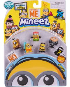 DESPICABLE ME S1 DELUXE CHARACTER PACK