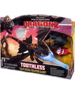 HOW TO TRAIN YOUR DRAGON 2 TOOTHLESS GIANT FIRE BREATHING