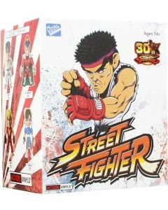 STREET FIGHTER WAVE 1 ACTION VINYLS
