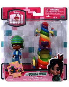WRECK-IT RALPH SUGAR RUSH RACER & KART - The Swizz