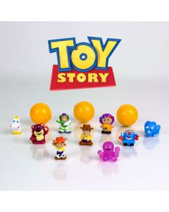 SQUINKIES TOY STORY BUBBLE PACK SERIES 3