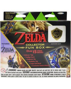 THE LEGEND OF ZELDA COLLECTORS FUN BOX