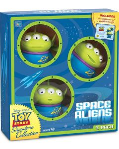 TOY STORY SIGNATURE COLLECTION SPACE ALIENS 3-PACK