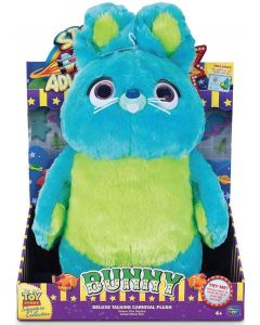 TOY STORY SIGNATURE COLLECTION BUNNY Deluxe Talking Carnival Plush