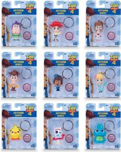 TOY STORY 4 KEYCHAIN BUDDY ASSORTMENT