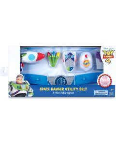 TOY STORY 4 SPACE RANGER UTILITY BELT 8-Piece Deluxe Gift Set