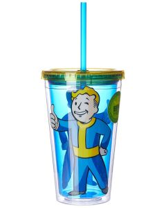 FALLOUT VAULT BOY CARNIVAL CUP V2