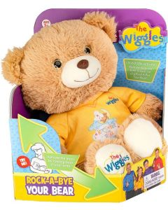 THE WIGGLES ROCK-A-BYE BEAR YOUR BEAR