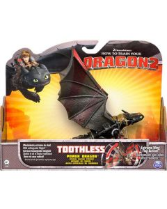 HOW TO TRAIN YOUR DRAGON 2 TOOTHLESS POWER DRAGON (Extreme Wing Flap Action)