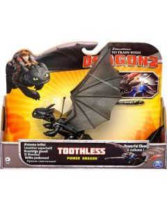 HOW TO TRAIN YOUR DRAGON 2 TOOTHLESS POWER DRAGON (Power Glow)