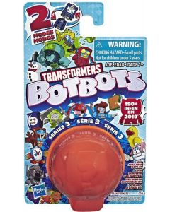 TRANSFORMERS BOTBOTS TOYS SERIES 3 BLIND PACK ASSORTED
