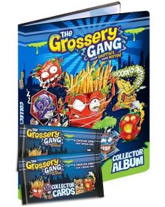 THE GROSSERY GANG COLLECTOR ALBUM