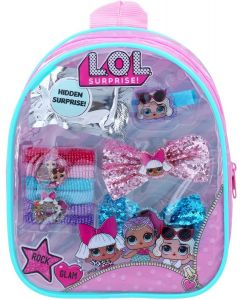 LOL SURPRISE! HAIR ACCESSORY BACKPACK