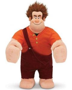 "WRECK-IT RALPH JUMBO 20"" TALKING PLUSH WITH VOICE & SFX"