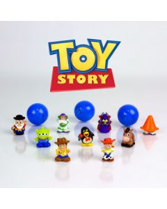 SQUINKIES TOY STORY BUBBLE PACK SERIES 2