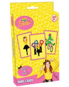THE WIGGLES EMMA PAIRS CARDS