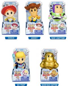 """TOY STORY 4 OOSHIES 2.5"""" VINYL EDITION FIGURES"""