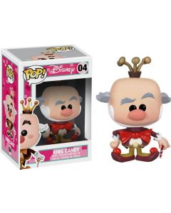 FUNKO POP! DISNEY: WRECK-IT KING CANDY VINYL FIGURE