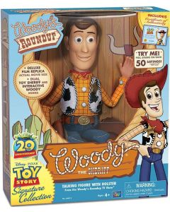 TOY STORY SIGNATURE COLLECTION WOODY THE SHERIFF (20th Anniversary)